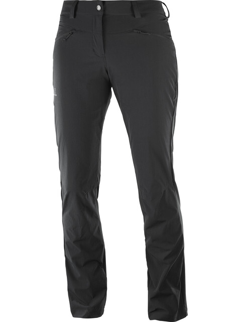 Salomon W's Wayfarer LT Pants Short black